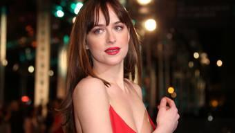 """""""Fifty Shades of Grey""""-Schauspielerin Dakota Johnson fällt im Alltag nicht gerne auf: Deshalb liebe sie ihr Leben in New York so sehr, sagt sie. (Archiv)"""