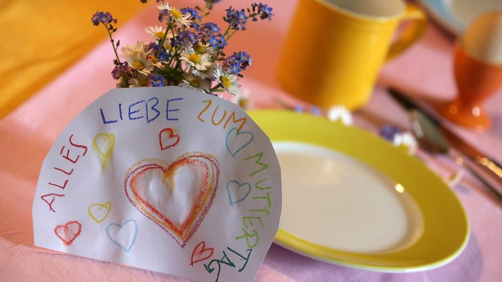 Last Minute-Ideen für den Muttertag