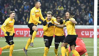 Cup-Halbfinal FC Basel - YB 27.02.2018