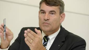 Christian Amsler will im Dezember Bundesrat werden. (Archivbild).