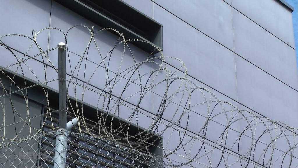Filmreifer Ausbruch: Zwei Männer brechen aus dem Regionalgefängnis Thun aus