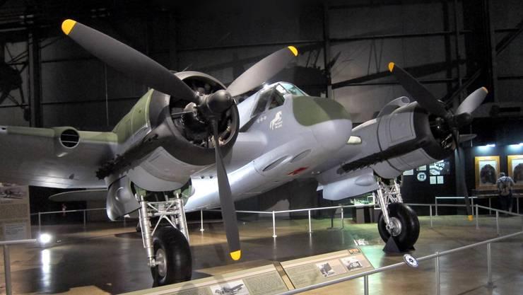 Jahrzehntelang war ungewiss, welche Armee den Angriff mit welchem Flugzeug flog: Es war wohl ein solcher amerikanischer Beaufighter. ZVG