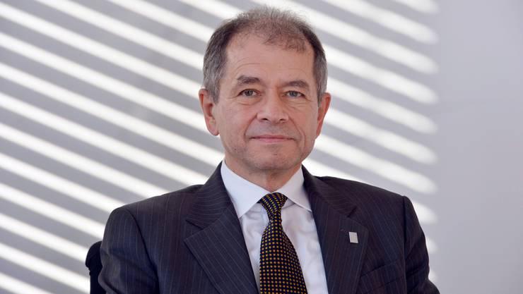 Antonio Loprieno: «Übertriebene politische Korrektheit sei ein Gegenentwurf zum wachsenden Populismus.»