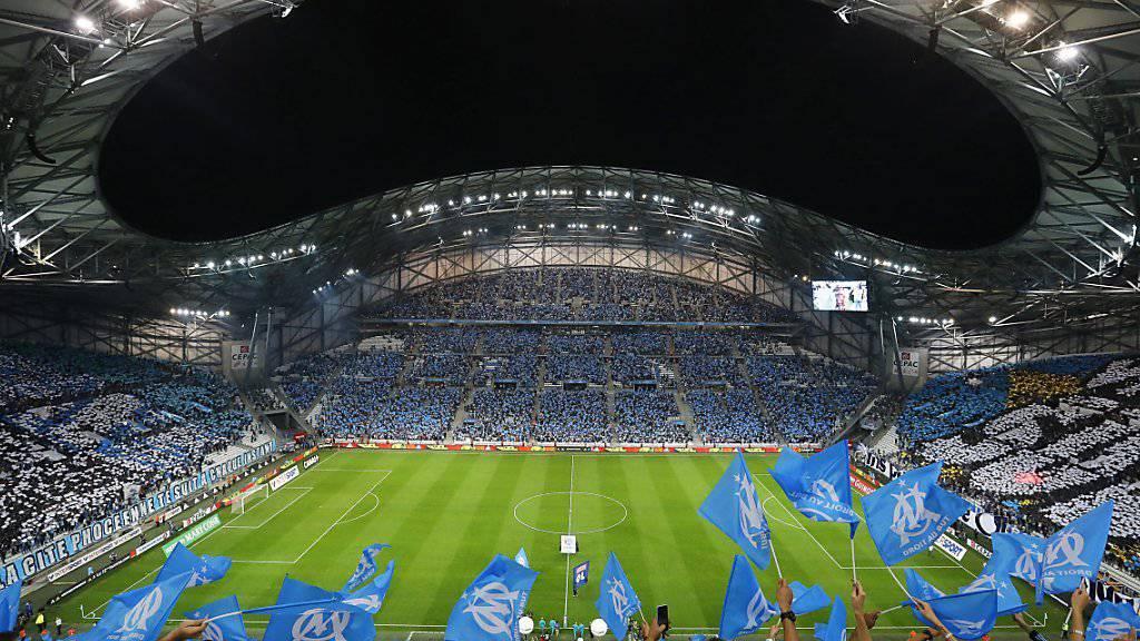 Im Stade Vélodrome sollen bald wieder europäische Highlights zu sehen sein