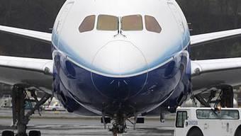 787-Dreamliner von Boeing (Archiv)