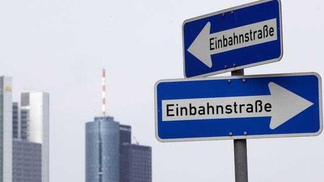 Banken müssen sich laut EU künftig selber retten (Archiv)