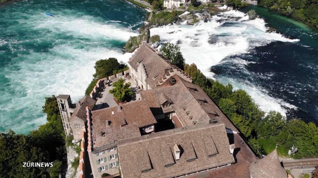 Kanton Zürich will den Rheinfall attraktiver machen