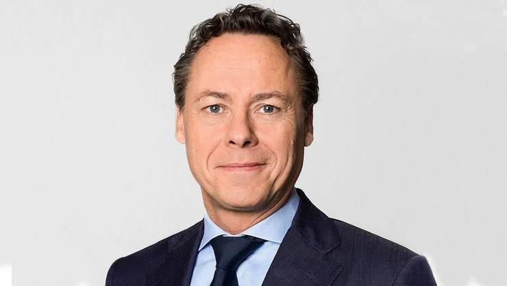 Der künftige UBS-Chef: Ralph Hamers.