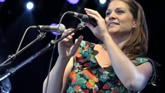 Heidi Happy singt in und über Kanada (Archiv 2009)