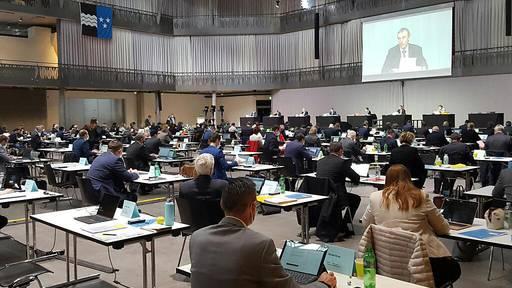 Verteilung der Aargauer Grossratssitze: Initiative ist ungewiss