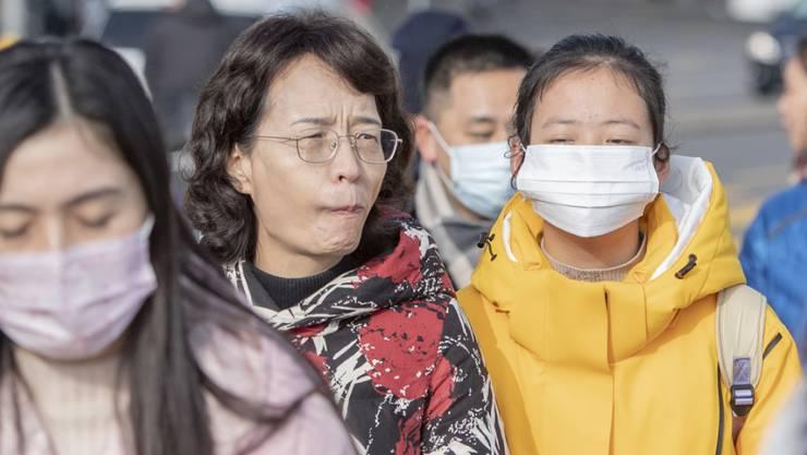 In China haben sie Angst vor der zweiten Ansteckungswelle