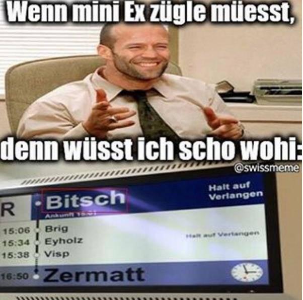 Best of Swissmemes (© Instagram/Zekisworld)