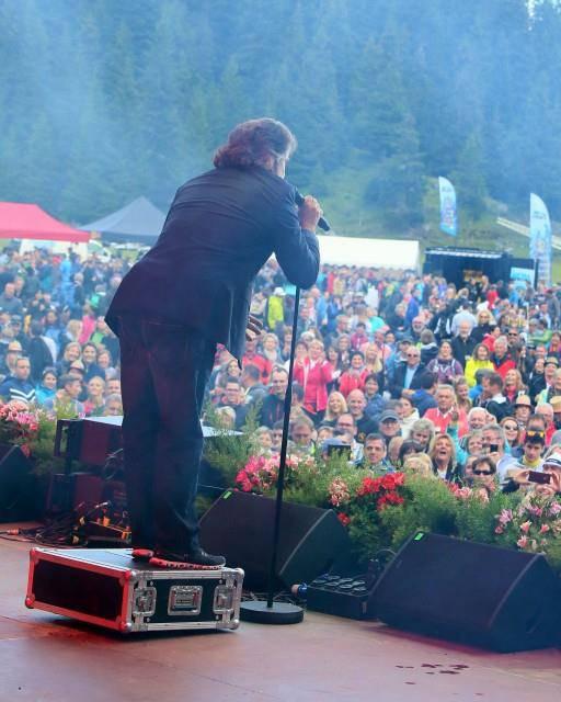 Spass muss sein auf der Bühne (© Thomas Schmidt / DBB)