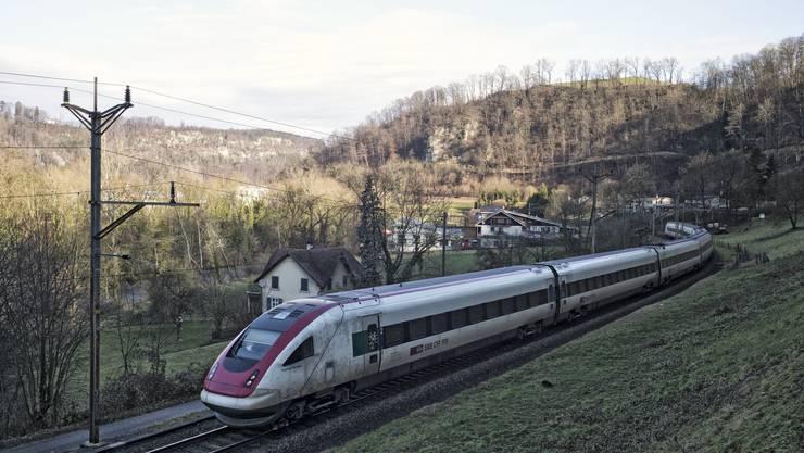 Solothurn beteiligt sich am Doppelspurausbau im Laufental.
