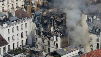 Gasexplosion in Paris