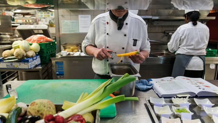 Von der Krise besonders betroffen ist auch die Gastronomie.