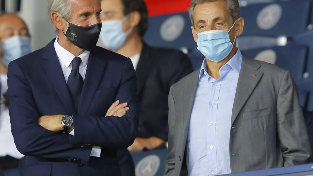 Ermittlungen zu Sarkozys Wahlkampffinanzierung 2007 bestätigt