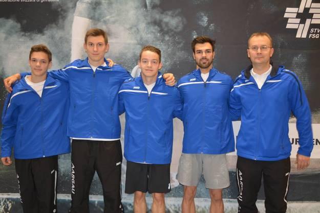 Team Aargau Nationalliga A