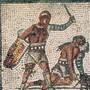 Gladiatorenmosaik Augusta Raurica