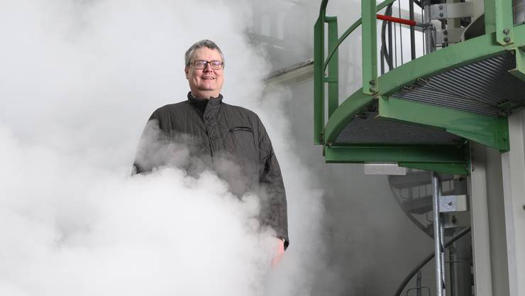 Hans Michael Kellner sagt: «Mit den Elektroauto-Batterien verlagert sich die Verschmutzungsproblematik einfach in den Boden.»