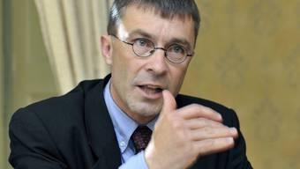 Franz Perrez leitet die Schweizer Delegation in New York (Archiv)