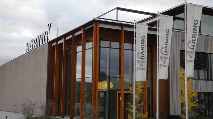 In Eiken steht seit 2012 der neue Hauptsitz der Häring-Gruppe.