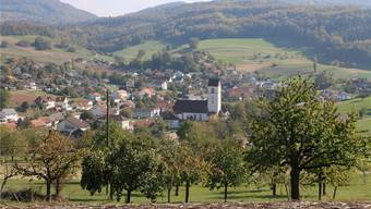 Der gesamte Steuerertrag der Gemeinde Herznach beträgt 4,27 Mio. Franken und 5,9 Prozent mehr als der budgetierte Wert. Archiv
