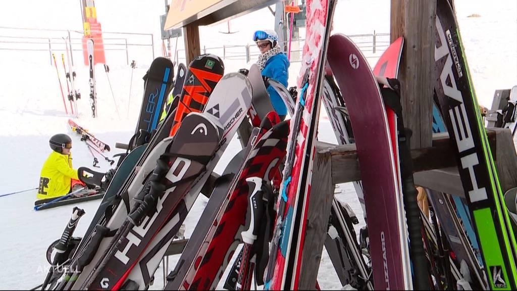 Bund will massive Einschränkungen: Schweizer Skigebiete ärgern sich