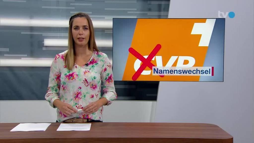Neuer Name und neues Logo: CVP geht neue Wege