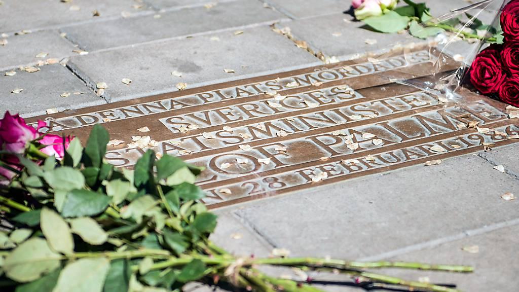 Schweden erinnert an Mord an Olof Palme vor 35 Jahren