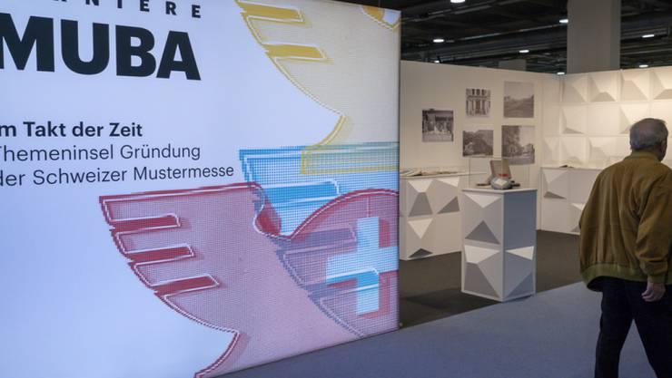 Im Februar fand die letzte Muba statt - und nun ist auch die Freiburger Messe am Ende. (Archivbild)