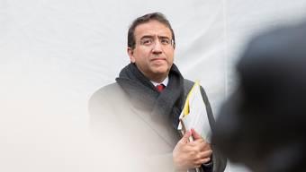 Pascal Broulis, Waadtländer FDP-Staatsrat. key