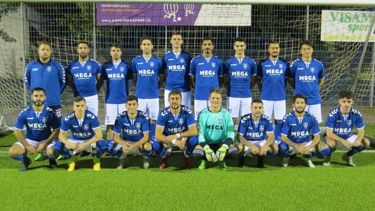 Mannschaftsfoto FC Frenkendorf 4. Liga 2018/2019