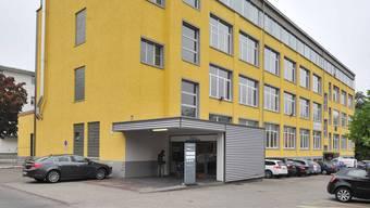 Die neun Mitgliedsgemeinden der SRUN sind Däniken, Eppenberg-Wöschnau, Erlinsbach, Gretzenbach, Kienberg, Niedergösgen, Rohr, Schönenwerd und Walterswil. Hier der Sitz in Schönenwerd.