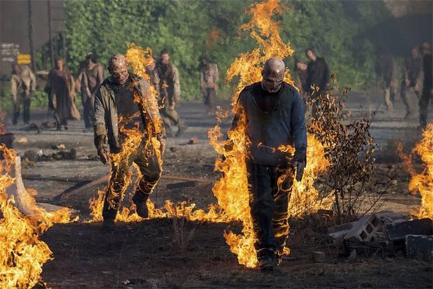 Oder müssen wir in einer Zombie-Apokalypse vor mutierten Menschen flüchten wie in der Serie «The Walking Dead»?