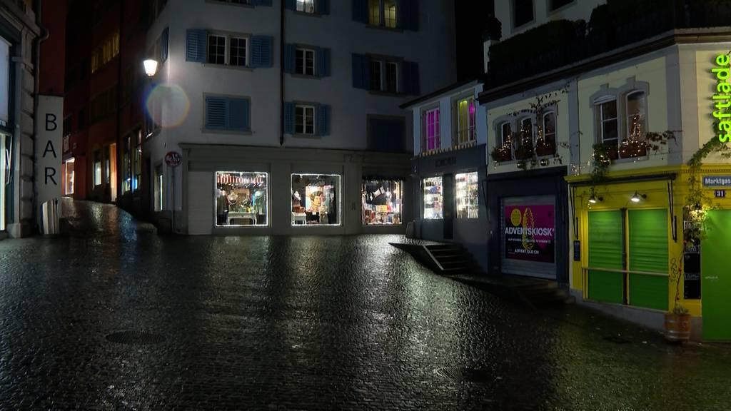 Restaurants erstmals ab 19 Uhr geschlossen