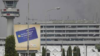 Der Murtala Muhammed International Airport in Lagos, Nigeria