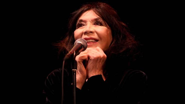 Eine Ikone: Die verstorbene Chansonsängerin Juliette Gréco.