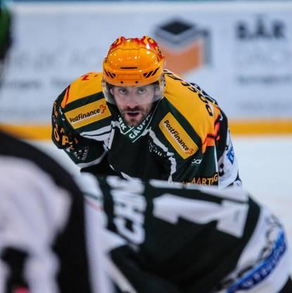 Diego Schwarzenbach wechselte von Olten nach La Chaux-de-Fonds