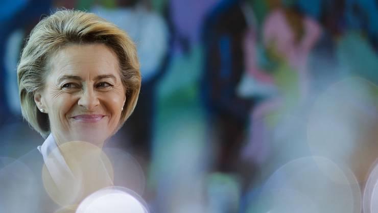 Mit ihr hätten die wenigsten gerechnet: Ursula von der Leyen soll nächste Präsidentin der EU-Kommission werden.