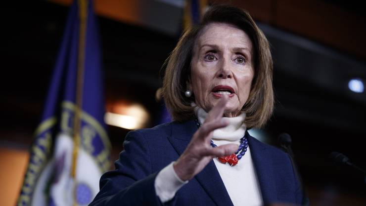 Bleibt hart: Nancy Pelosi.