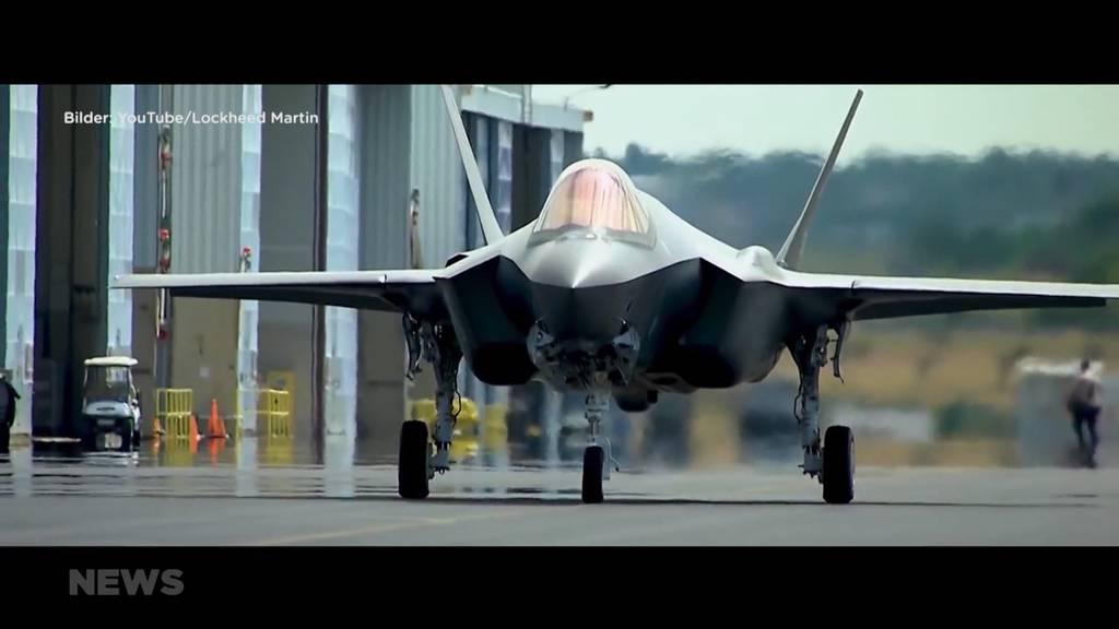 Kampfjet-Entscheid ist gefallen: Bundesrat will 36 US-Amerikanische Kampfflugzeuge anschaffen