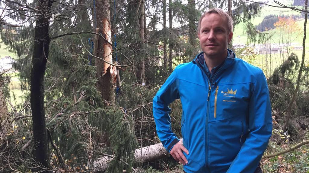 Kronberg: Das folgt auf den Seilpark