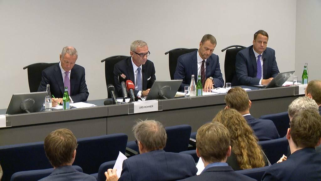 Credit Suisse entlässt zwei Kadermitglieder