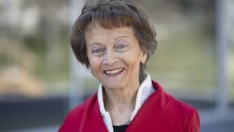 Alt Bundespräsidentin Eveline Widmer-Schlumpf setzt sich als Präsidentin von Pro Senectute für die Alten ein. (Symbolbild)