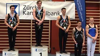 Im K7 holte Mika Hodel den ersten Platz