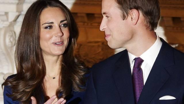 Wollen keine Hochzeitsgeschenke: Kate und William (Archiv)