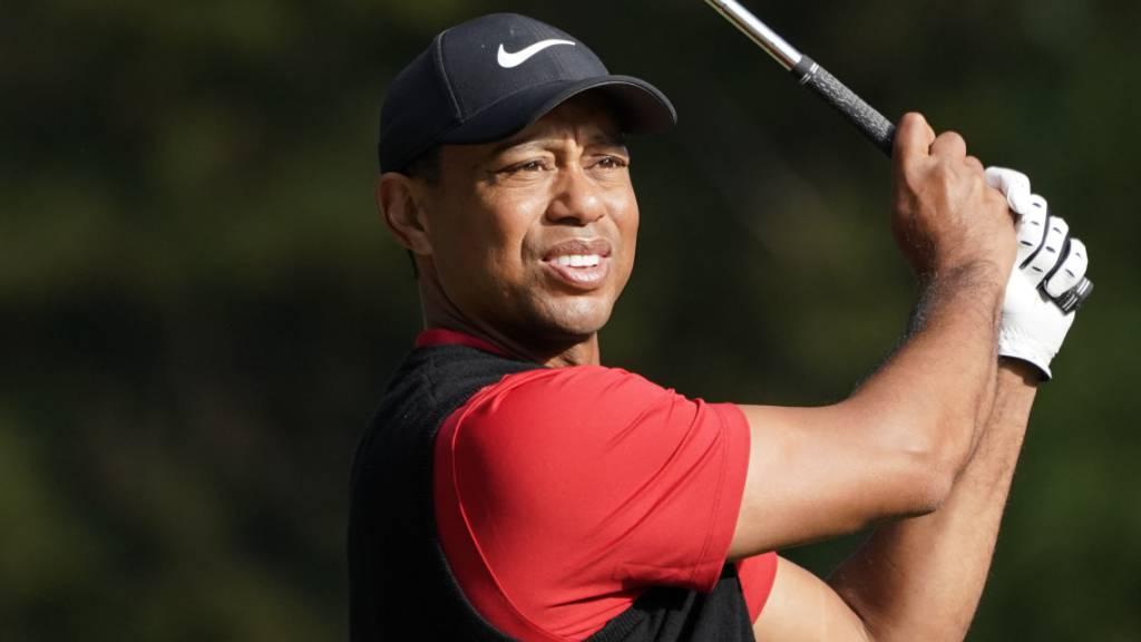 Tiger Woods verzichtet auf drei Millionen Dollar