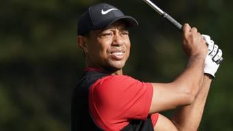 Tiger Woods verzichtet auf ein stattliches Antrittsgeld