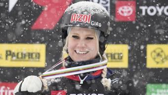 Julie Zogg gewinnt WM-Gold.